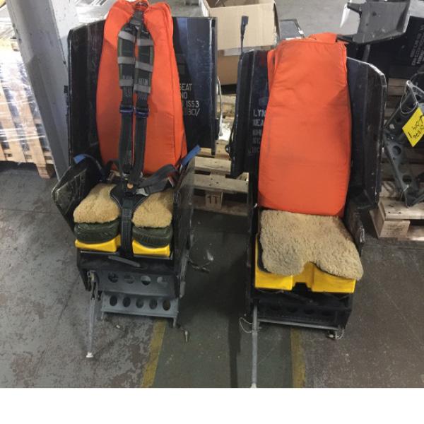 Lynx Pilot Seats