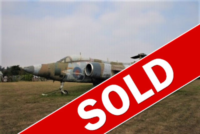 NOW SOLD – Blackburn Buccaneer