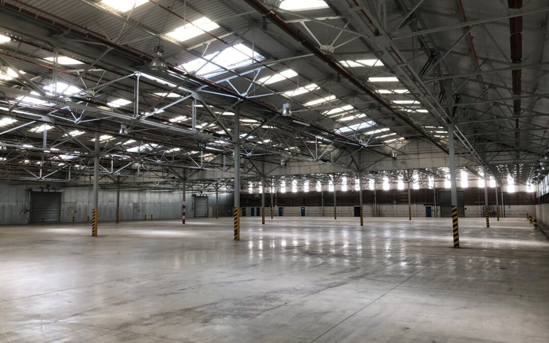 48,000 sq ft warehouse bulk storage unit