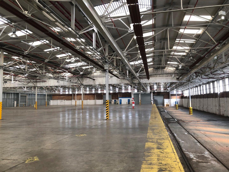 58,000 sq ft warehouse bulk storage unit